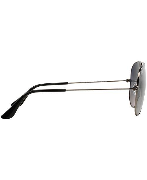 93fbdc6f07 ... Ray-Ban Polarized Original Aviator Gradient Sunglasses