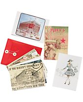 Macy's Postcards, Created for Macy's