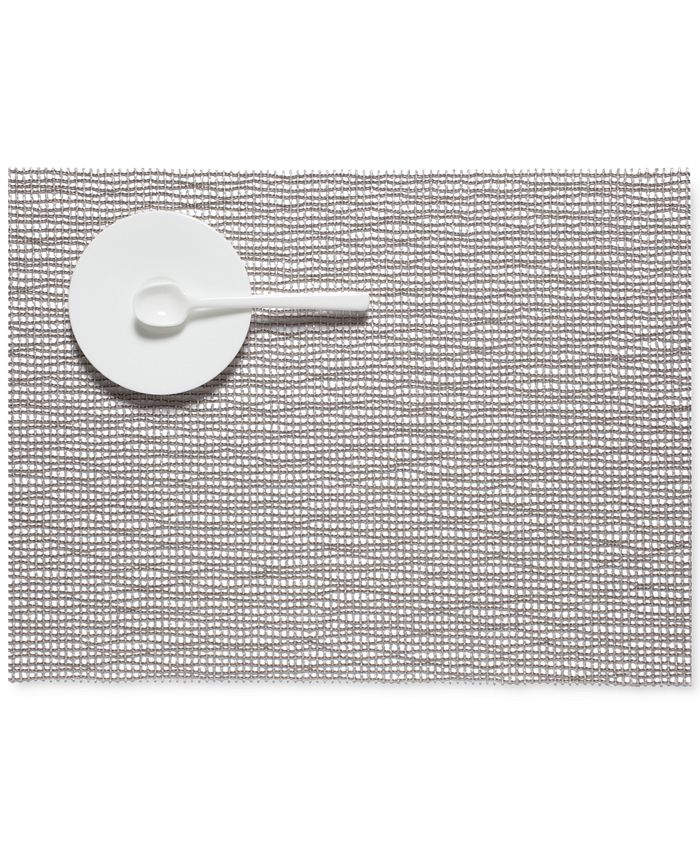 Chilewich - Table Linens, Lattice Rectangular Placemat