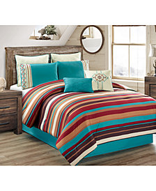 CLOSEOUT! Leena 8-Pc. King Comforter Set