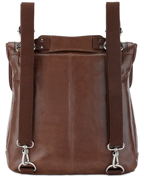 56963716b The Sak Ventura Convertible Leather Backpack & Reviews - Handbags ...