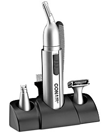 Conair NE163RCS Grooming Kit, 9 Piece Set
