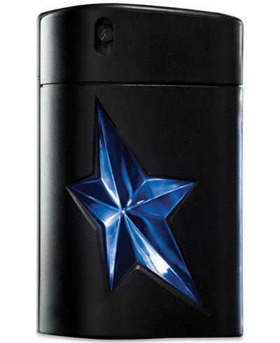 MUGLER A*MEN Rubber Flask Refillable Eau de Toilette Spray, 3.4 oz