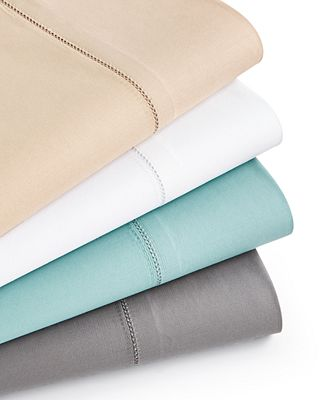 Dream Science by Martha Stewart Collection Cooling Sleep System 4-Pc Sheet Sets, 450 Thread Count Hygro Cotton and Tencel Lyocell Blend, Only at Macy's