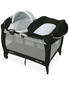 Newborn Napper Playard with Soothe Surround