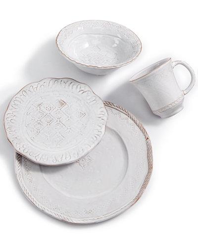 Vietri Bellezza Dinnerware Collection