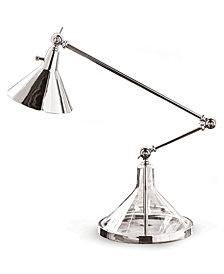 Regina Andrew Glass Funnel Beaker Desk Lamp