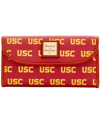USC Trojans Large Continental Clutch