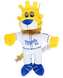 Forever Collectibles Sluggerrr Kansas City Royals 8-Inch Plush Mascot