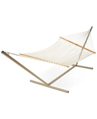 Single Original Polyester Rope Hammock, Quick Ship