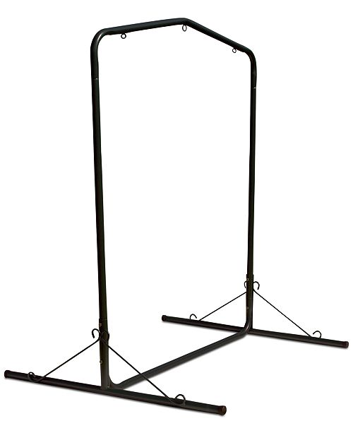The Hammock Source Steel Double Swing Stand