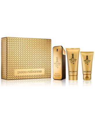 Paco Rabanne Men's 3-Pc. 1 Million Gift Set - Shop All Brands ...
