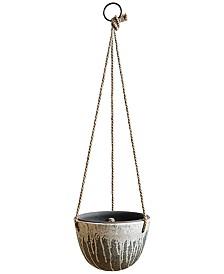 Terra-Cotta Round Hanging Planter