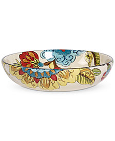 "Tabletops Unlimited Caprice Coupe 8"" Dinner Bowl"