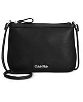 Calvin Klein Messenger Bags and Crossbody Bags - Macy s b9761d65c09
