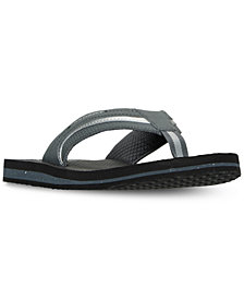 New Balance Men's Brighton Thong Flip Flop Sandals from Finish Line
