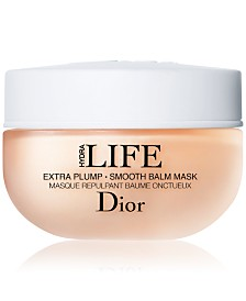 Dior Hydra Life Extra Plump Smooth Balm Mask, 1.7 oz.