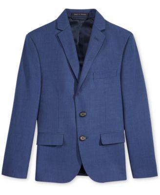 Big Boys Solid Suit Jacket