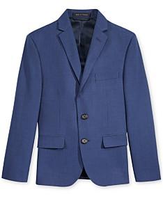 edb68761b6a4 Lauren Ralph Lauren Big Boys Solid Suit Jacket