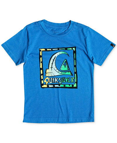 Quiksilver Graphic-Print T-Shirt, Toddler & Little Boys (2T-7)