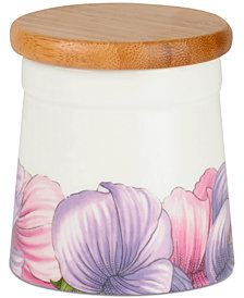 "Portmeirion Botanic Garden Blooms Sweet Pea 3"" Storage Jar"
