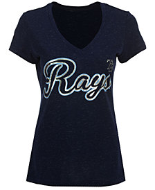 G-III Sports Women's Tampa Bay Rays Breakaway T-Shirt