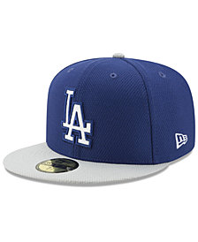 New Era Los Angeles Dodgers Batting Practice Diamond Era 59FIFTY Cap