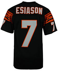 Mitchell & Ness Men's Boomer Esiason Cincinnati Bengals Replica Throwback Jersey