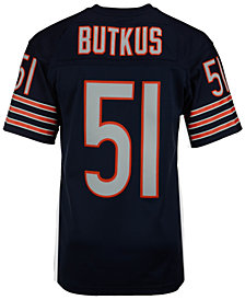 Mitchell & Ness Men's Dick Butkus Chicago Bears Replica Throwback Jersey