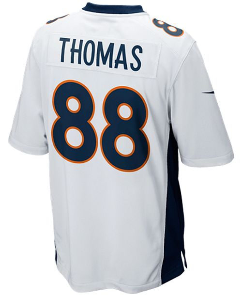 Nike. Men s Demaryius Thomas Denver Broncos Game Jersey. 2 reviews.   100.00. Now  50.00 (50% off). main image  main image 89dfbcc6b