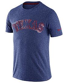Nike Men's Texas Rangers Marled T-Shirt