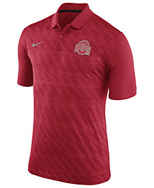 Nike Men's Ohio State Buckeyes Seasonal Polo Shirt