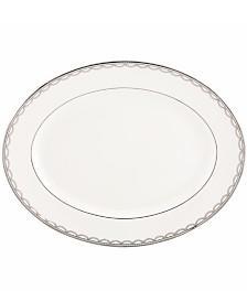 Lenox Dinnerware, Iced Pirouette Platter
