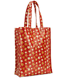 Macy's Coated Canvas Medium Tote, Created for Macy's