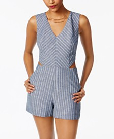 Rompers for Juniors - Jumpsuits for Juniors - Macy's