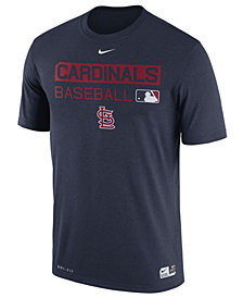 Nike Men's St. Louis Cardinals Legend Team Issue T-Shirt 1.7