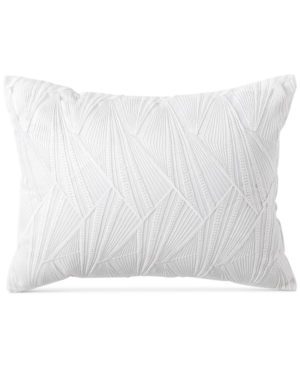 "Image of Dkny Refresh Embroidered 12"" x 16"" Decorative Pillow Bedding"