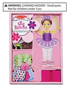 Toy, Nina Ballerina Magnetic Dress-Up