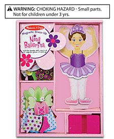 Melissa and Doug Toy, Nina Ballerina Magnetic Dress-Up