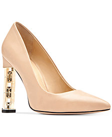 Katy Perry Suzzie Chain-Heel Pumps