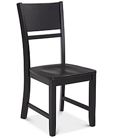 CLOSEOUT! Archer Side Chair, Created for Macy's