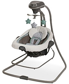Baby Duet Connect LX Swing