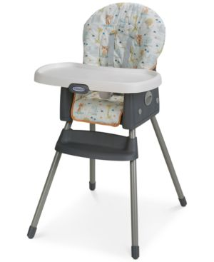 Graco SimpleSwitch 2-in-1 Highchair & Booster Seat 2049389