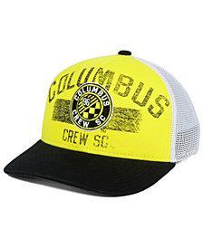 online store 67471 74ffb adidas Columbus Crew SC Truckn Adjustable Cap