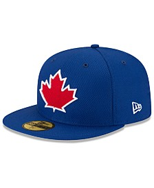New Era Kids' Toronto Blue Jays Authentic Collection 59FIFTY Cap