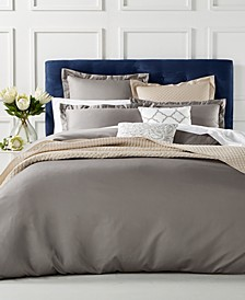 CLOSEOUT! Duvet Cover Collection, 100% Supima Cotton 550 Thread Count Created for Macy's