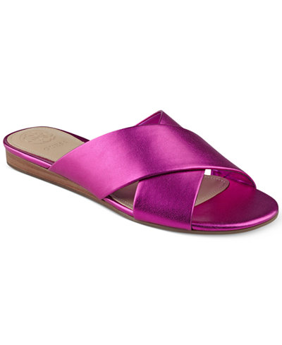 GUESS Flashee Crossband Sandals