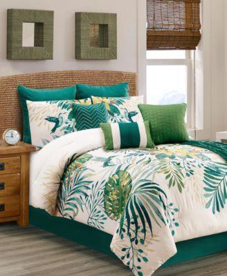Galen 10-Pc. Full Comforter Set