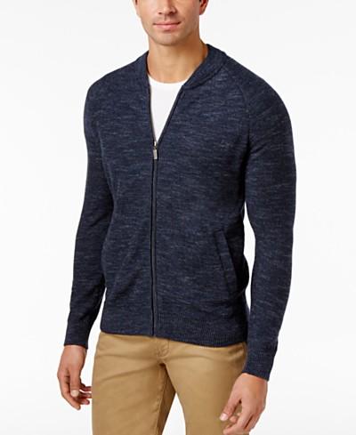 Barbour Men's Breaker Zip-Through Sweater