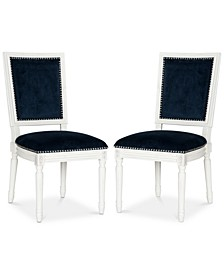 Evina Set of 2 Dining Chairs